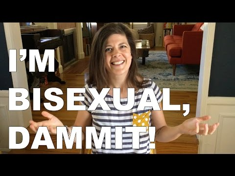 Advice: I'm Bisexual. You Can Be, Too.
