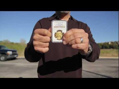 U.S. Gold Bureau: How to Break into a Certified Coin Case