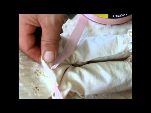 Final Part 3 of Rag doll Tutorial, how to make Bloomers/pants