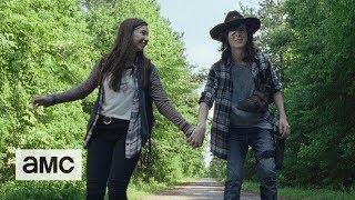 The Walking Dead: 'Meet the New Season 8 Cast Regulars' Behind the Scenes