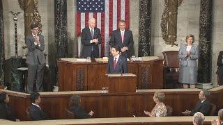 『希望の同盟へ』米国連邦議会上下両院合同会議 安倍総理演説-平成27年4月29日