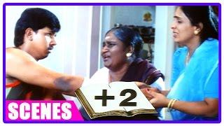 Plus 2 Tamil Movie   Scenes   Kiruthik dad beats him leaves his home   Suja