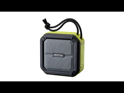 Mpow AquaPro Portable Wireless Bluetooth Speaker