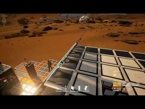 ROKH (Martian Survival Game)