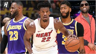 Miami Heat vs Los Angeles Lakers - Full Game Highlights | November 8, 2019 | 2019-20 NBA Season