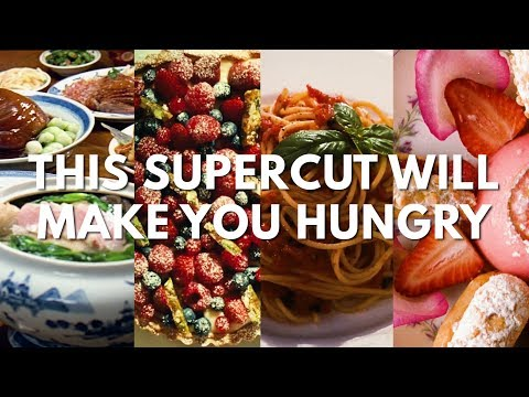 This Supercut Will Make You Hungry (The Best-Looking Food in Movies)