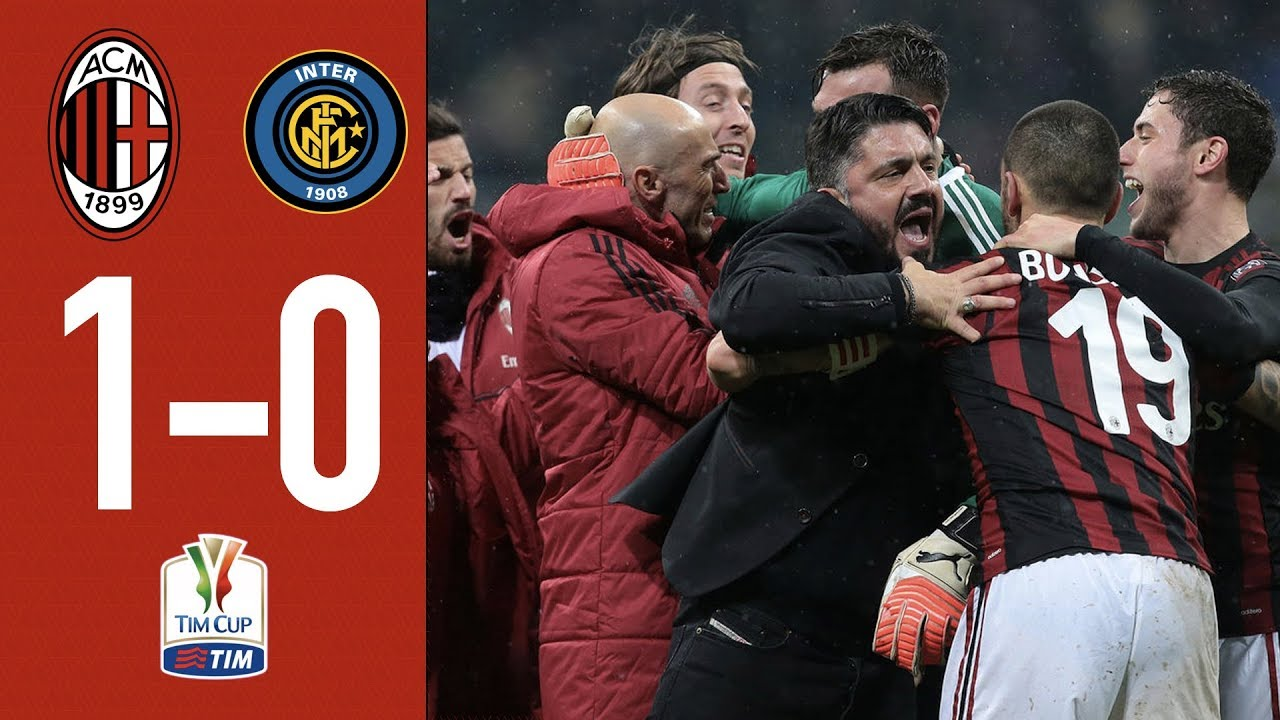 Cutrone the extra-man: the Derby is ours