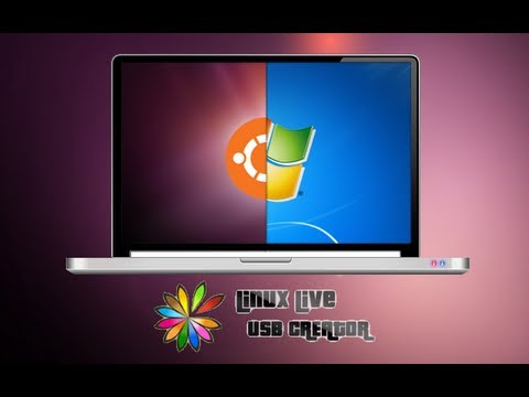 How to install Linux Alongside Windows 7 with a USB