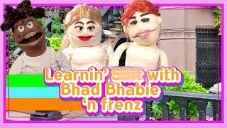 "BHAD BHABIE feat. Kodak Black ""Bestie"" (Official Puppet Lyric Video)   Danielle Bregoli"
