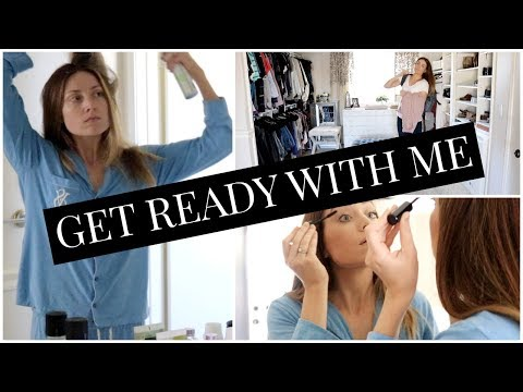 Get Ready With Me: Everyday Routine | Kendra Atkins