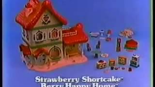 Strawberry Shortcake Berry Happy Home