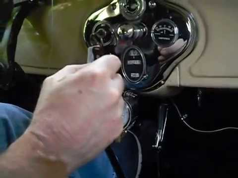MODEL A FORD SHIFTING WITHOUT DOUBLE CLUTCHING