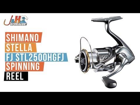 Shimano Stella FJ STL2500HGFJ Spinning Reel | J&H Tackle