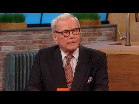 Why Tom Brokaw Is Staying Positive Despite Incurable Cancer Diagnosis
