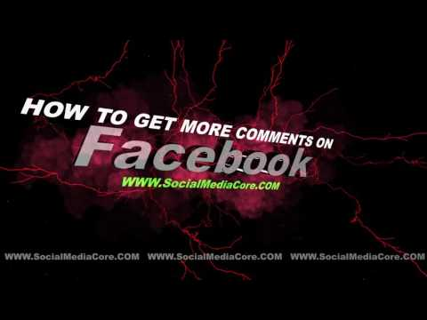 HOW TO GET MORE COMMENTS ON FACEBOOK POSTS | HOW TO INCREASE FACEBOOK COMMENTS AND LIKES