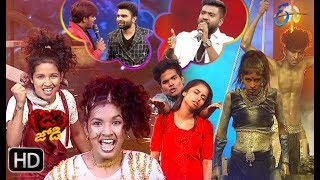 Dhee Jodi Super Qualifier  28th August 2019     Full Episode   ETV Telugu