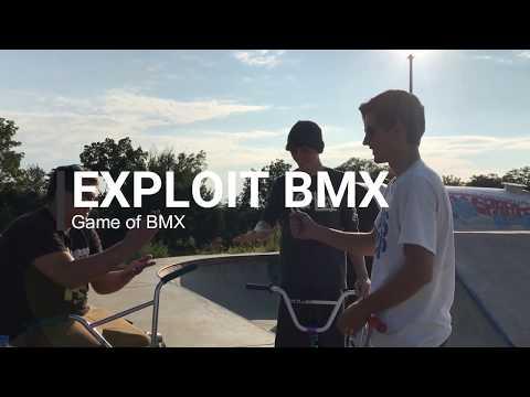 Game of BMX: Zayn vs Drew vs Frank