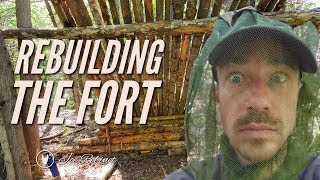 REBUILDING THE FORT and Dealing with BUGS!