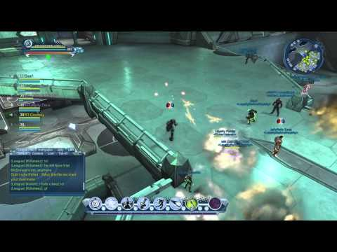 Dcuo loyalty points gets smacked again learn to leave people alone DC Universe Online