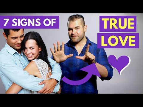 7 Signs Of True Love From a Man | James M Sama