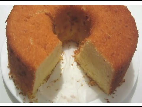 THE PERFECT SPONGE CAKE (SUPER HUGE) , BY CRAZY HACKER