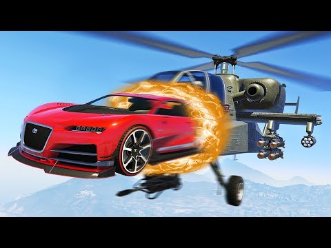 GTA 5 Online - NEW GTA 5 TRANSFORM RACES!! (GTA 5 DLC)