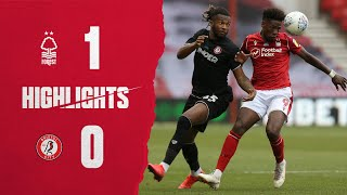 Highlights: Forest 1-0 Bristol City (01.07.20)
