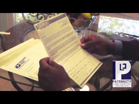 DNA Test Kit | How To Do A Peace Of Mind DNA Test | Paternity Lab Center | Free DNA Test Info