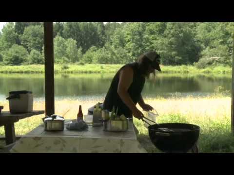 Grilling Wild Duck