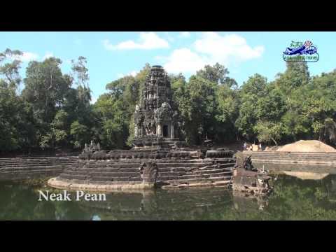 Prasat Neak Pean in Siem Reap