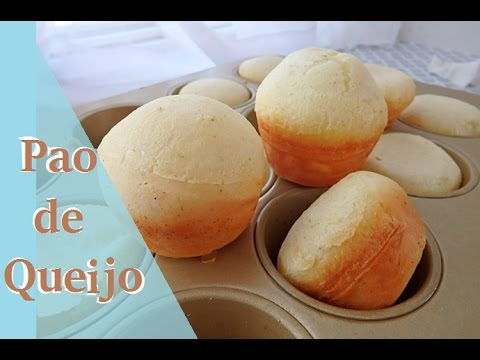 Pao de Queijo (Quick Blender Method)