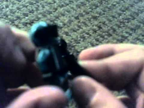 halo Lego recon helmet