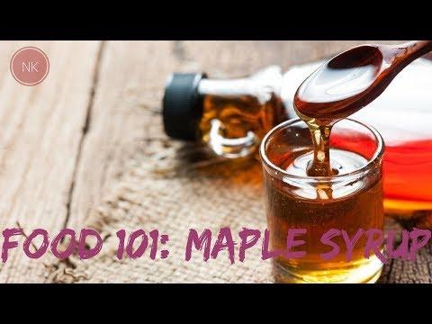 Food 101 : मेपल सिरप(Maple Syrup)  | जाने मेपल सिरप  के बारे में सब कुछ | नैन्जा कपूर