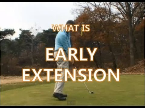 Swing Fault - Early Extension