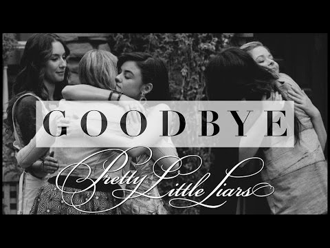 Pretty Little Liars Farewell Letter | Shay Mitchell