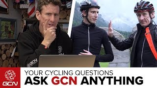 How To Lose Weight Through Cycling   Ask GCN Anything About Cycling