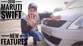 2018 Maruti Suzuki Swift | 2018 maruti swift interior | maruti swift 2018 | 2018 swift features