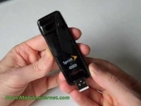 Sprint U301 4G USB Internet Modem