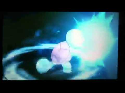Squirtle in pokemon xy