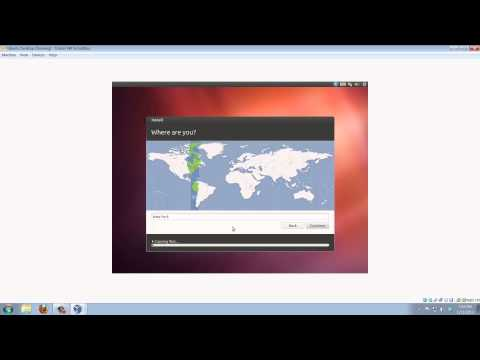 How to install Ubuntu Linux on your Computer using Virtual Box