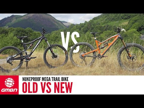 Nukeproof Mega Enduro Bike| Old Vs New How Do They Compare?