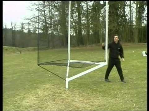 NZ GolfCross Goal-golf: Introducing The Amazing Oval Golf Ball