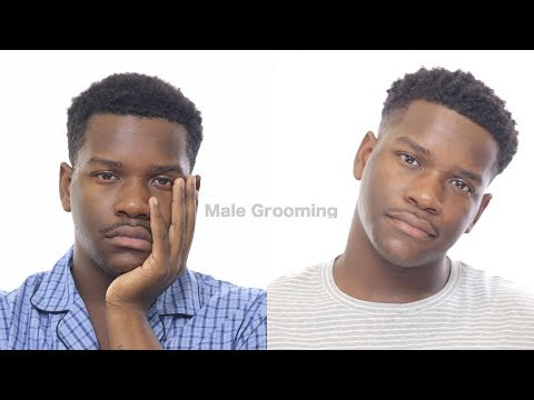 Male Grooming + Getting Rid Of Razor Bumps | Allthingsjosh