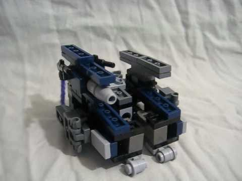 LEGO TRANSFORMERS - 『DOTM Shockwave』