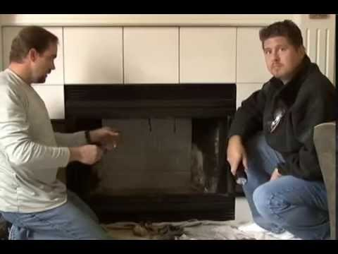 Firebox Refractory Replacement