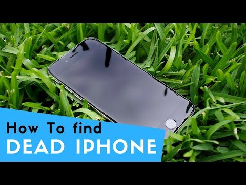 How to Find Switched off iPhone Without Battery & Find My iPhone if its Dead!