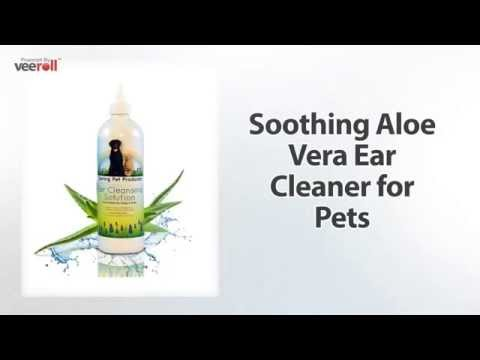 Spring Pet Ear Cleaner for Dogs and Cats