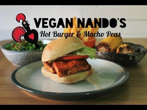 Vegan Nando's | Eat Chay