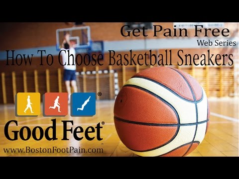 How To Choose The Best Basketball Footwear