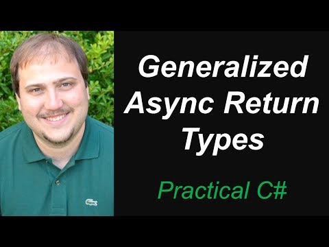 Practical C# - Generalized Async Return Type (ValueTask) in C# 7